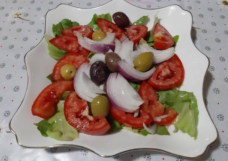 Comment a Faire Tous les soirs de la semaine Salade 🍅