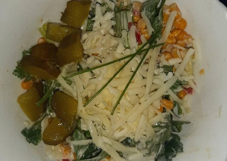 Mayo-Celeriac salad 2.0