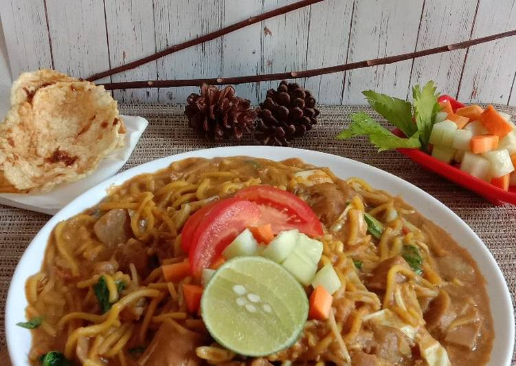Mie Aceh Tumis