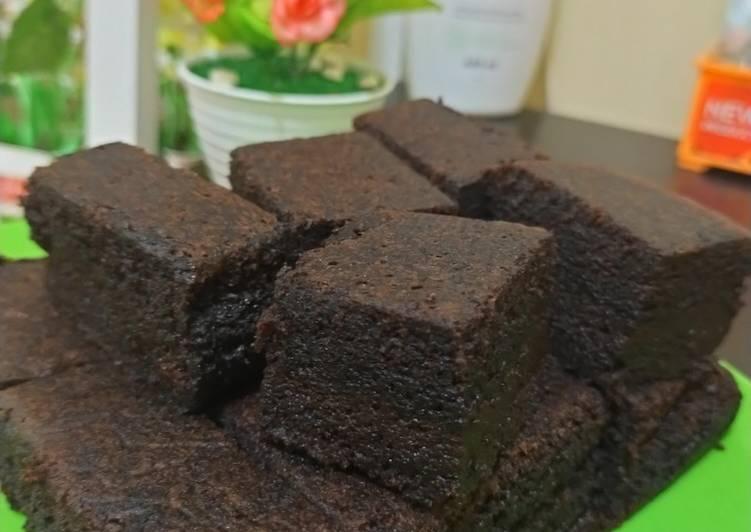 Brownies Kukus Am*nda homemade