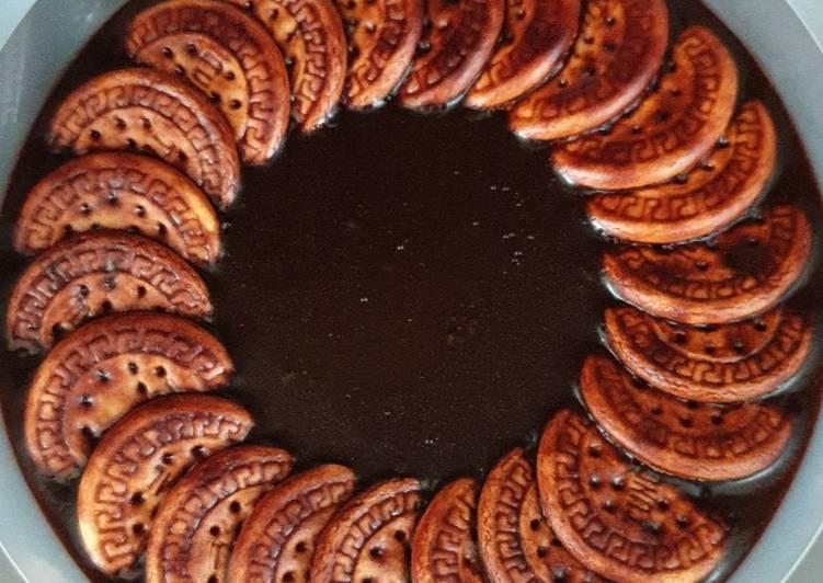 Dark Chocolate Regal Pudding