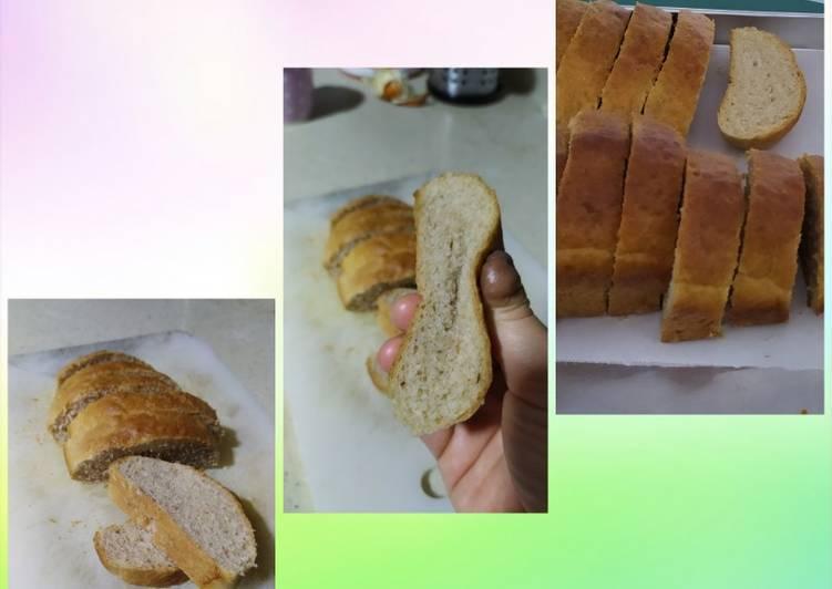 Resep Roti Gandum Top