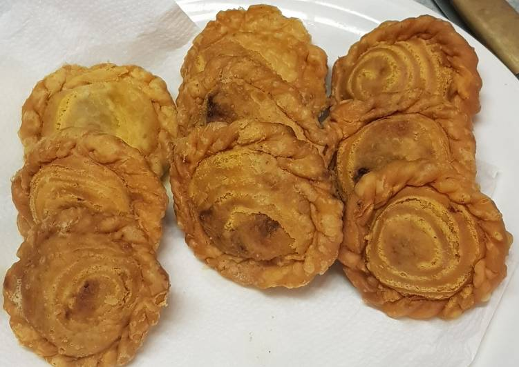 Beef Curry Puff