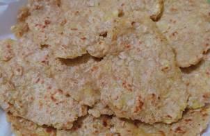 Bánh yến mạch khoai lang mật ong không cần lò nướng