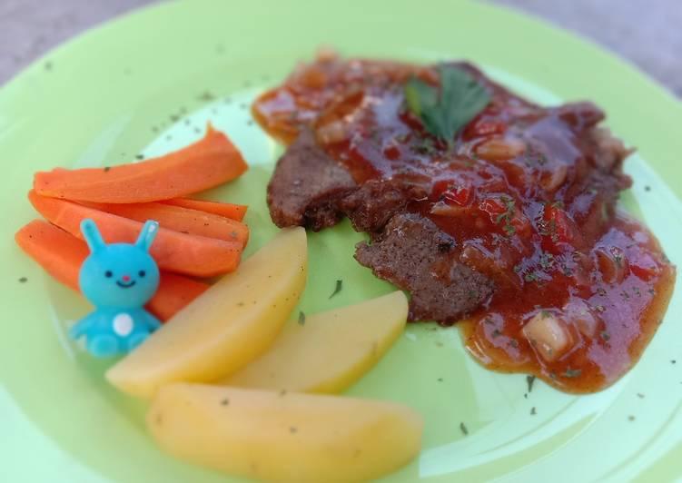 steak daging sapi foto resep utama