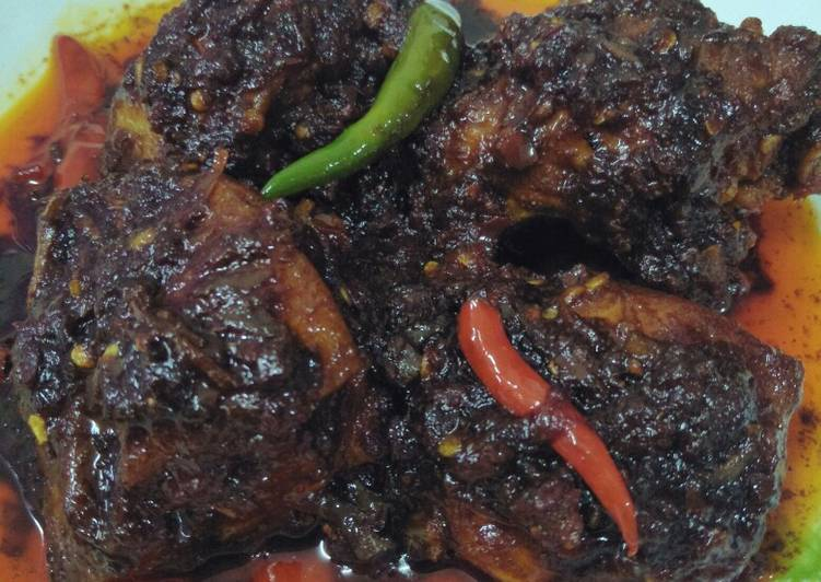 Ayam Masak Kicap Simple - velavinkabakery.com