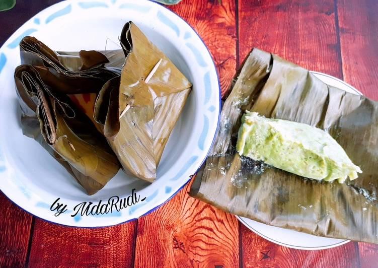Barongko khas Makassar