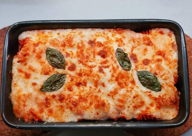 Recipe of Award-winning Easy Italian pasta bake