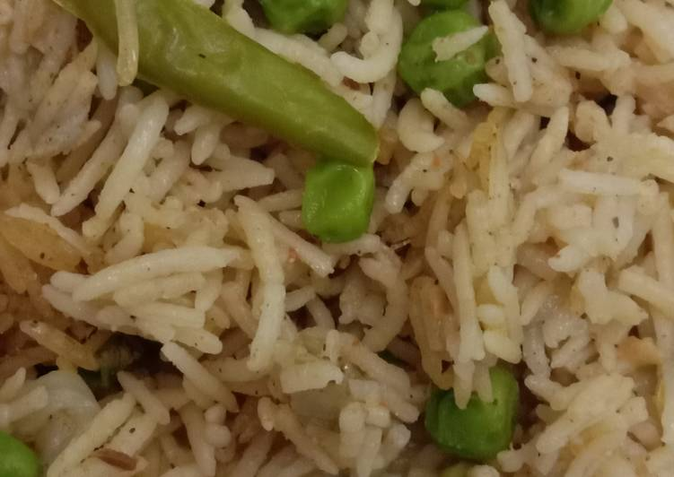 Step-by-Step Guide to Make Perfect Peas Rice