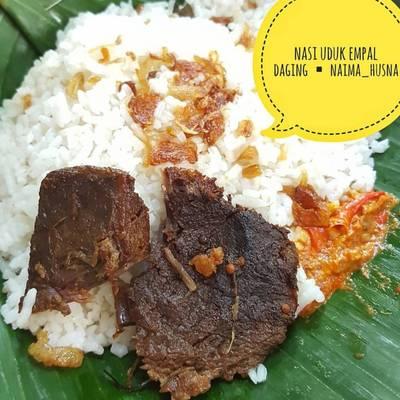 Resep Nasi Uduk Betawi Asli Rice Cooker Oleh Naima Husna Cookpad