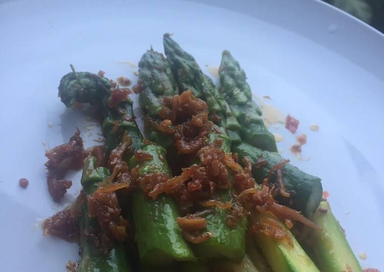 Cah asparagus