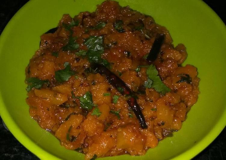 Recipe of Speedy Mitha kaddu