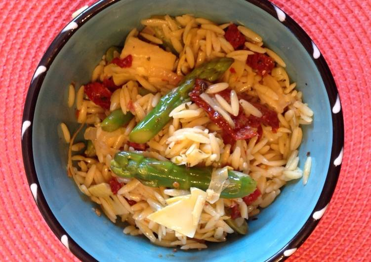 Step-by-Step Guide to Prepare Ultimate Orzo Asparagus Salad