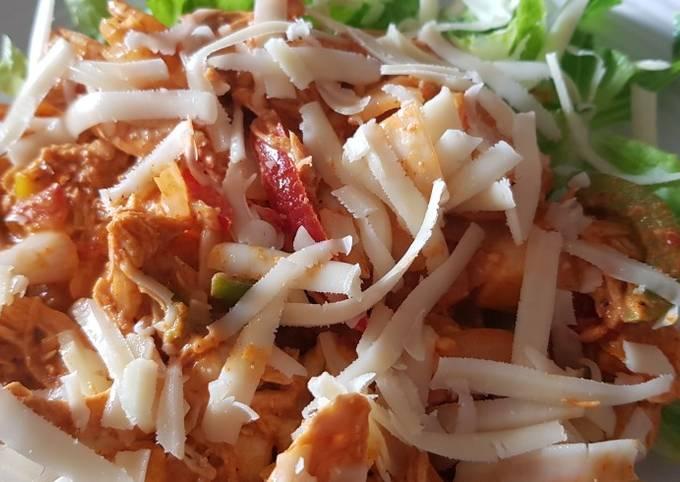 Recipe: Yummy Keto Cajun Spiced Chicken