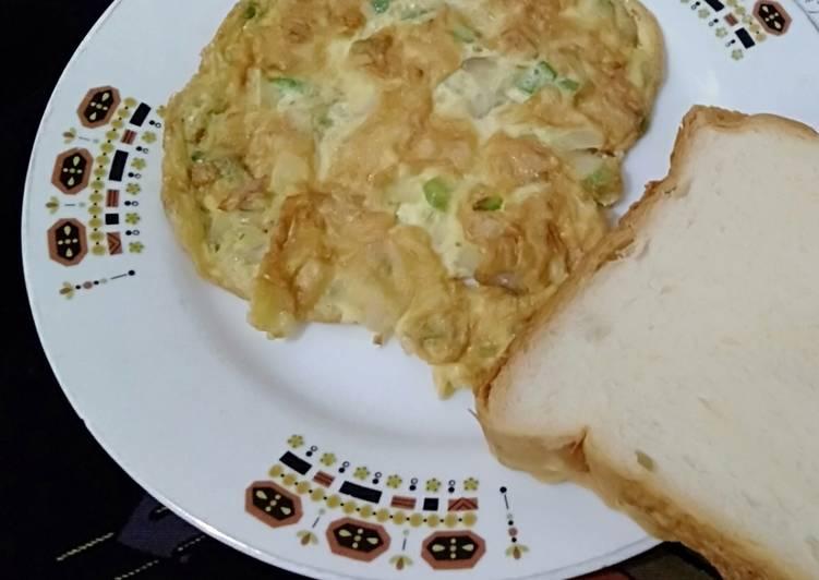 Lemon Omlete