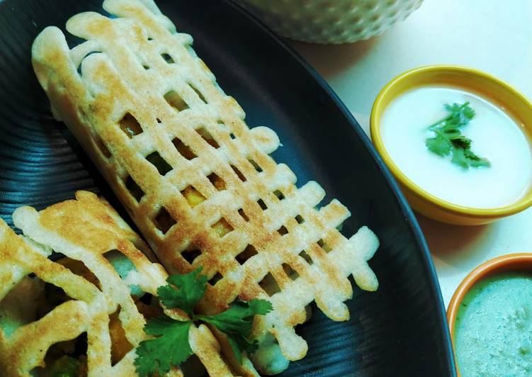 Recipe: Tasty Net dosa