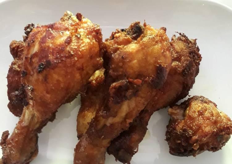 Resep Ayam goreng rempah Yang Menggugah Selera