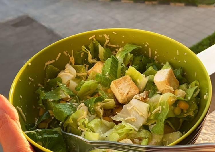 Tropical salad 🌺