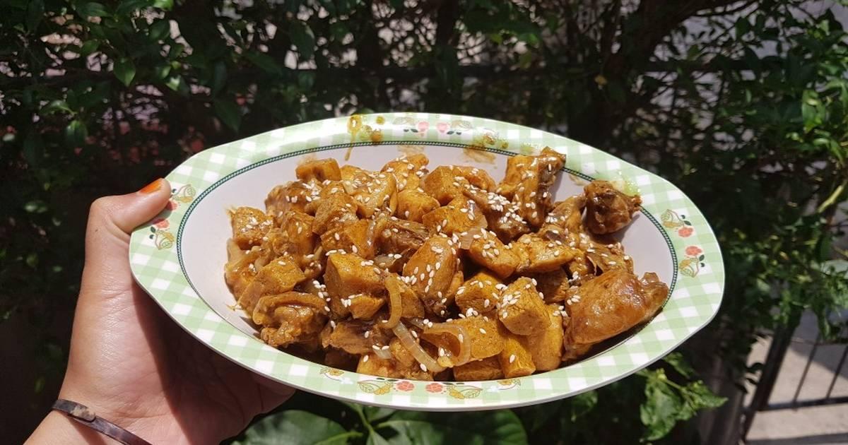 162 Resep Ayam Tahu Teriyaki Enak Dan Sederhana Ala Rumahan Cookpad