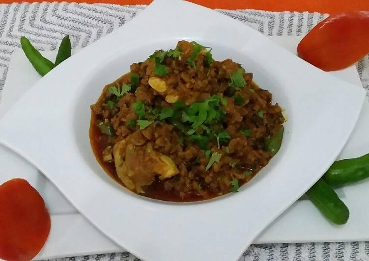Recipe of Speedy Instant Qeema Masala