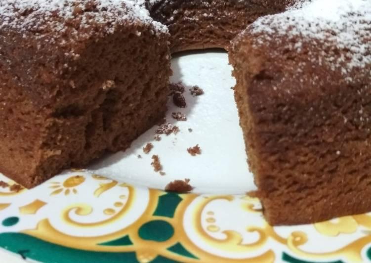 Brownies kukus milo simple (dijamin tidak gagal)