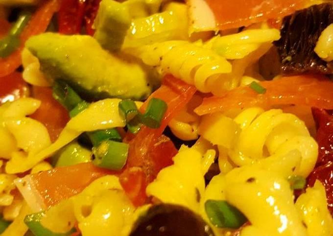 Salade de pâtes!!!