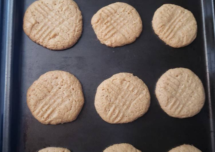 How to Make Perfect Holmestead Cookin': Peanut Butter Cookies
