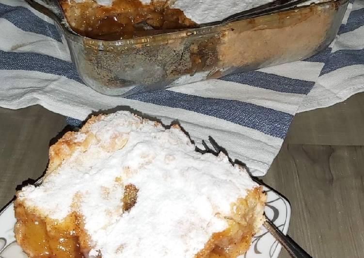 Recipe of Favorite Peach pie