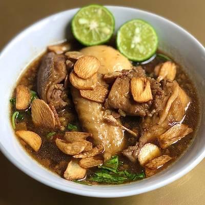 Resep Ayam Kuah Tauco Oleh Jrylie Cookpad