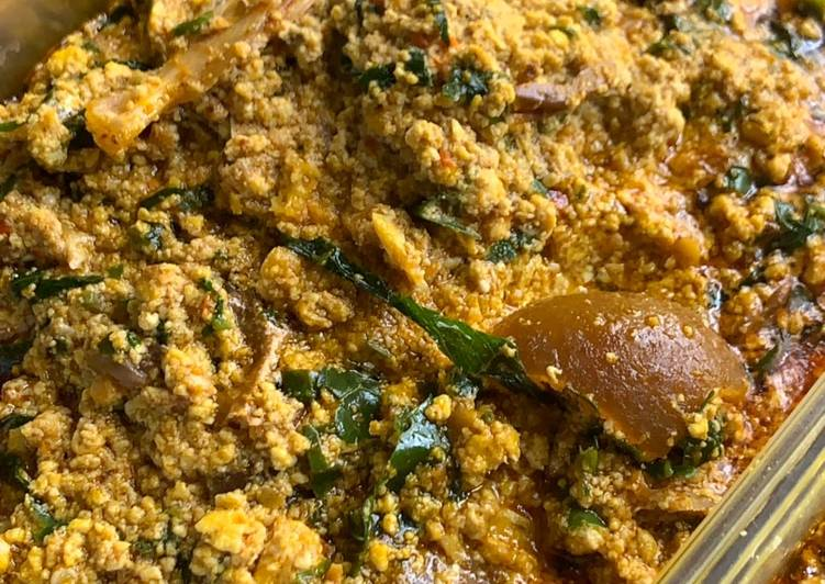 Step-by-Step Guide to Prepare Ultimate Egusi soup