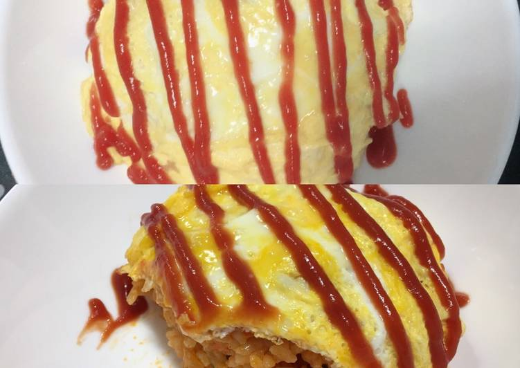 Step-by-Step Guide to Prepare Ultimate Japanese Omurice