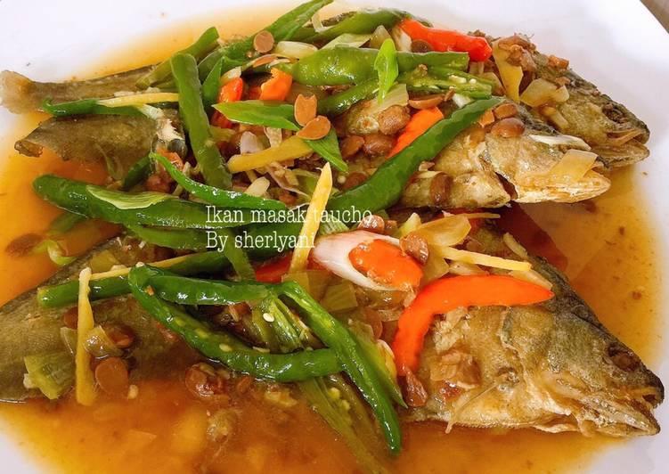 Ikan masak taucho