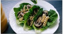 Hình ảnh món Tacos cải thảo Nui Nấm