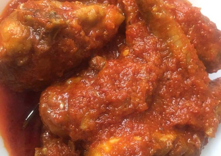 Ayam Masak Merah #KCHUP