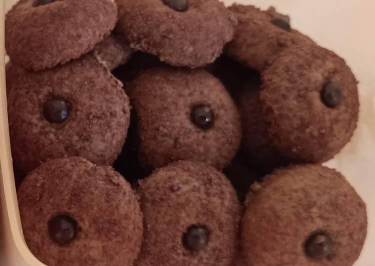 Choco crunch Milo cookies