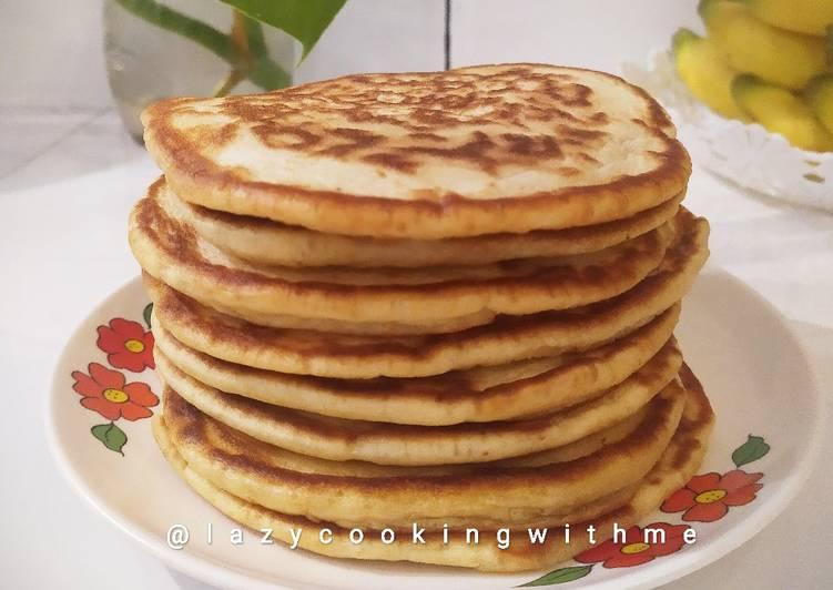 Pancake (sourdough discard)