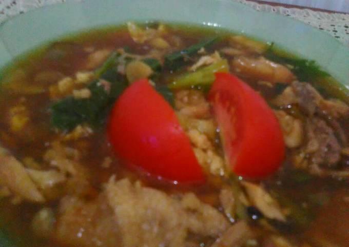 Gongso Ayam