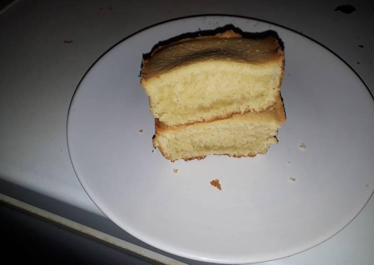 Steps to Prepare Ultimate Victoria Sponge Cake