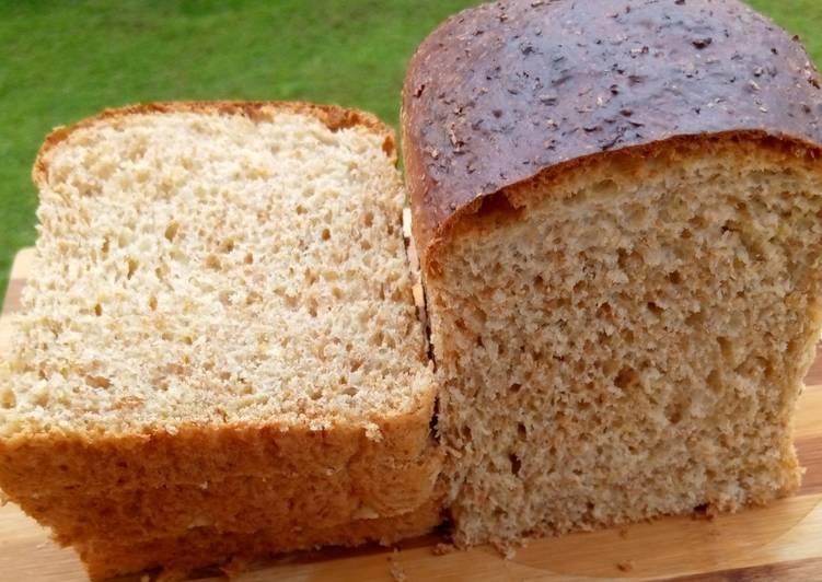 Easiest Way to Prepare Most Popular Homemade brown bread