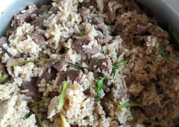 Resipi Nasi Daging Utara Oleh Nur Haziqah Cookpad