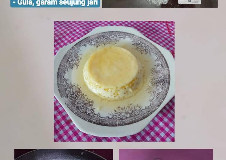 Custard Pudding *Tanpa Custard🙈*