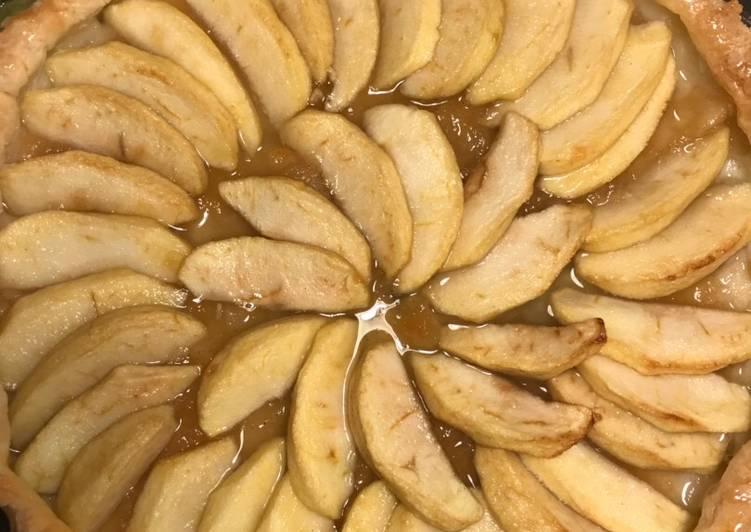 Hojaldre de manzana 🥮