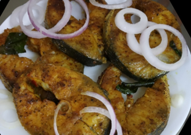 Step-by-Step Guide to Make Award-winning Fish fry