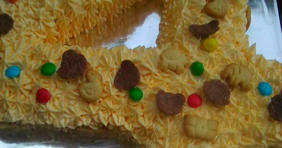 913 Resep Kue Ultah Anak Menghias Enak Dan Sederhana Ala Rumahan Cookpad