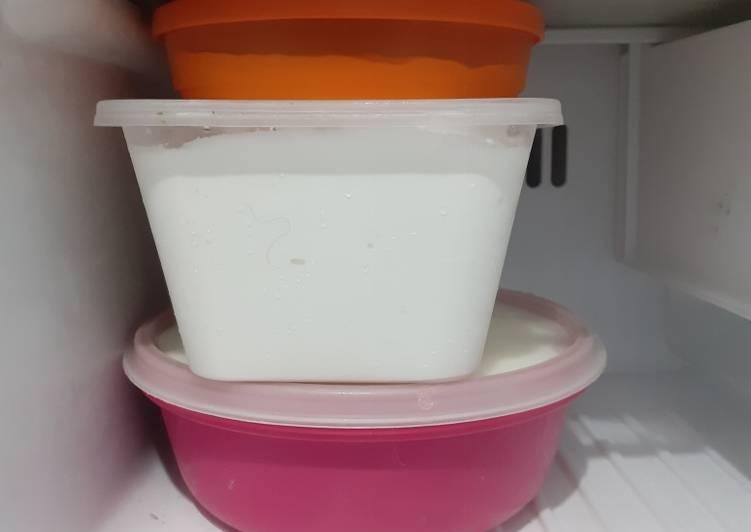 Ice Cream Es krim rumah murah