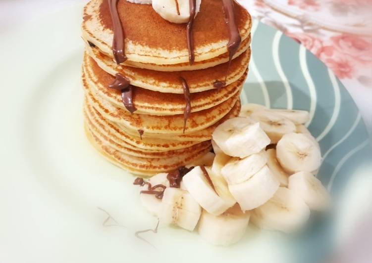 Recipe of Award-winning Pancake