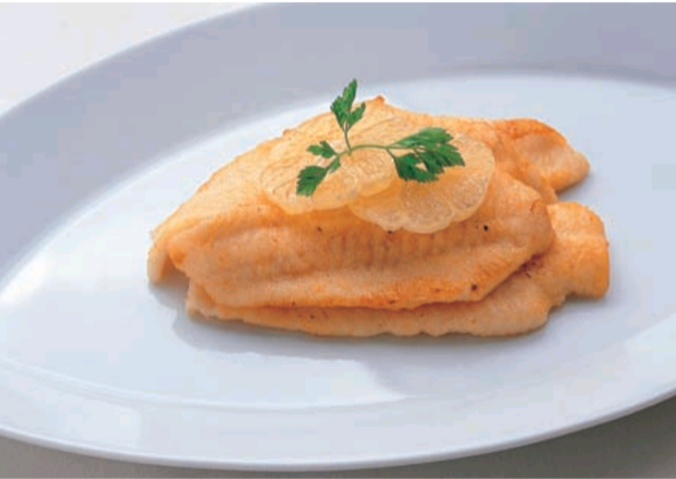 Recipe of Favorite Pan Fried Fish