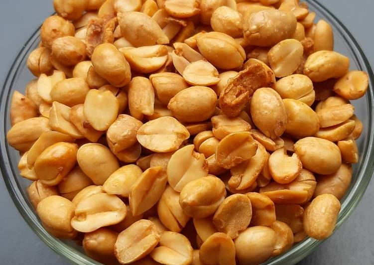Kacang Bawang Lebaran