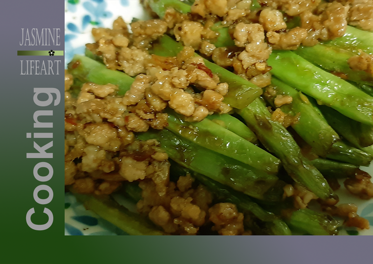 Simple Way to Prepare Any-night-of-the-week Dry-Fried String Beans