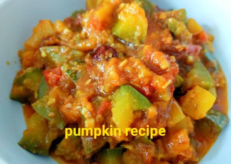 Recipe of Quick Sweet pumpkin recipe/meetha kaddu recipe